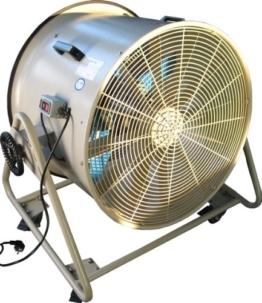 Aktobis Windmaschine, Axialgebläse WDH-WM120 (12.000 m3/h) -