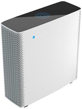 Blueair Sense HEPA Luftreiniger gegen Pollen, Rauch & Staub, Polar white -