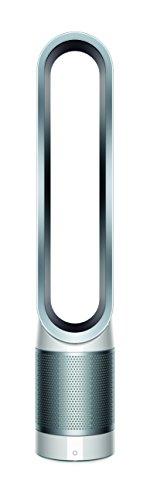 Dyson Pure Cool Link Turm-Luftreiniger (speziell für Allergiker, HEPA-Filter, App-Steuerung) weiß -