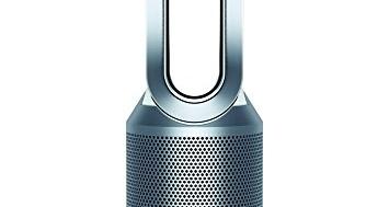 Dyson Pure Hot+Cool Link Luftreiniger (speziell für Allergiker, HEPA-Filter, App-Steuerung) weiß -