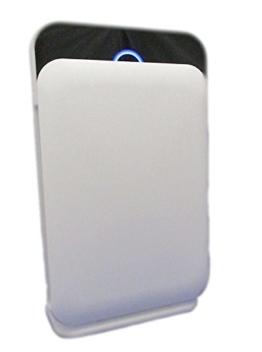 HEPA Luftreiniger mit Ionisator, HIMOP-Filter alfda ALR300 Comfort leise 300 m3/h mit Luftsensor, Fernbedienung -