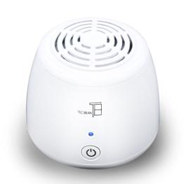 Kleine Mini Ozon Ionischer Luftreiniger für Kühlschrank Auto Wohnung im Gleichen Raum Aufhalten Kleiderschränken bei Haustieren Ionisator Raumluftreiniger Raucher Unangenehme Gerüche Beseitigen -