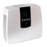 Luftreiniger B-H04, perlweiß, Touchpanel, HEPA Aktivkohle Ozon Aroma bis max. 25m² -