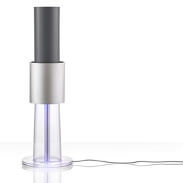 Luftreiniger Lightair Evolution Ionisator ohne Ozon und ohne Filter, Luft-Ionisierer und Raumluftreiniger für Allergiker -