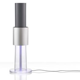 Luftreiniger LightAir IonFlow 50 Evolution Ionisator ohne Ozon, ohne Filter, Raumluftreiniger und Luftionisator -