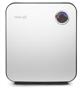 Luftwäscher 2in1: Luftbefeuchter & Luftreiniger CA-807 für Räume bis 70m² / 175m³ - -