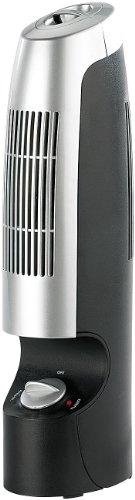 newgen medicals Hocheffektiver Luftreiniger mit Ionisator-Technik -