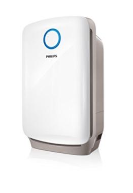 Philips Vollwertiges 2-in-1 Kombigerät, Luftbefeuchter und Luftreiniger in Einem, für Büro, zu Hause, AC4080/10 -