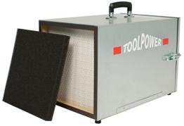 Toolpower Luftreiniger, Staubfänger, 1 Stück, TP 600 M -