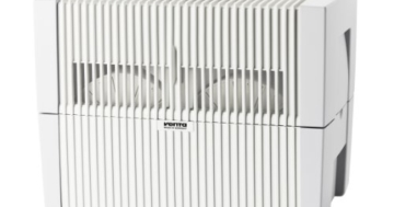 Venta 7045501 Luftwäscher LW 45 weiß / grau -