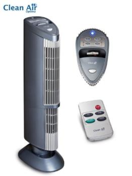 Völlig lautloser Luftreiniger Ionisator CA-401, Kein Filter Nachkauf, bis 60m²/150m³ -
