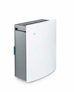 Blueair Classic 205 Luftreiniger mit SmokeStopFilter echte HEPA-Leistung durch HEPASilent-Filtration für Allergene, Staub, Schimmelpilzbefall, Asthma und COPD-Entlastung, kleine Räume, leiser Betrieb - 1