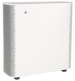 Blueair Sense+ Luftreiniger, Partikel- und Geruchsentferner mit HEPASilent-Technologie, Polarweiß - 1