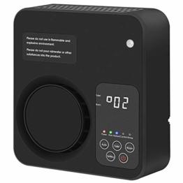 Luftreiniger Hause Luft Ionisator Ozongenerator Geruchsentferner Deodorant für Schlafzimmer Wohnzimmer Toilette - 1