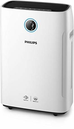 Philips AC2729/10 2-in-1 Luftreiniger und -befeuchter Series 2000i (App-Anbindung, bis zu 60m²) weiß - 1