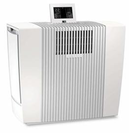 Venta Luftreiniger LP60 Ultra für Allergiker mit Feinstaubsensor und Partikelanzeige (bis zu 75 qm), weiß - 1