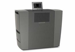 Venta Luftwäscher LW60T WiFi App Control, Premium Luftbefeuchter und Reiniger für Räume bis 150 qm, anthrazit - 1
