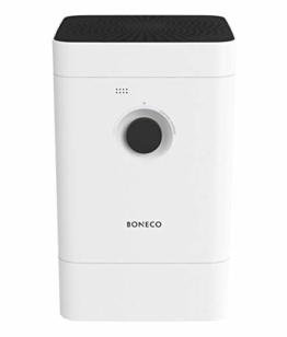 Boneco H300 - HYBRID Luftbefeuchter & Luftreiniger mit natürlicher Befeuchtung Dank leistungsstarkem Filter, weiß - 1