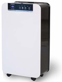 Comedes LTR 100 NEO - Moderner Luftentfeuchter, bis zu 12l /Tag, Raumgröße bis 50m²/115m³ - 1