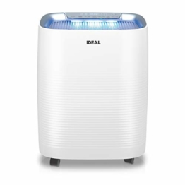 IDEAL (2in1) Luftreiniger und Luftbefeuchter AP35H mit HEPA Filter und Geruchsfilter für saubere und optimal befeuchtete Raumluft bis 45m² gegen Feinstaub, Pollen, Allergene, Bakterien - für zuhause - 1