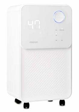 Luftentfeuchter und Luftreiniger Noaton DF 4114, max. 13,5 L/Tag, für Räume bis 25m², Kohlefilter - 1