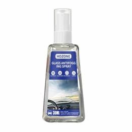 MiMiey Anti-Nebel-Spray Anti-Fog Auto-Glas Antibeschlagmittel Autoglas-Antibeschlagmittel Antibeschlagglas Antibeschlagmittel für Brillengläsern vor beschlagenden (30ML) - 1