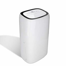 wolketon comfee luftentfeuchter bis zu 26L/Tag Raumentfeuchter Raumgröße bis zu 20~30 m² Timer Bautrockner Leiser Wäschetrocknung Entfeuchter elektrisch Luftreiniger für Schlafzimmer - 1